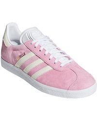 adidas gazelle mint rosa