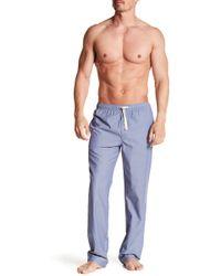 Joe Fresh Solid Pajama Pants - Blue