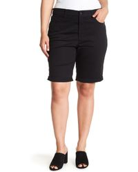 NYDJ - Briella Shorts (plus Size) - Lyst