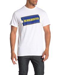 Bioworld Blockbuster Graphic T-shirt