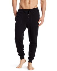 Bread & Boxers - Knit Joggers - Lyst