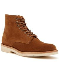 Frye - Eric Lace-up Boot - Lyst
