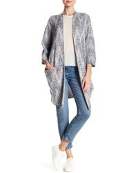 Lucky Brand - Ashley Cocoon Jumper - Lyst