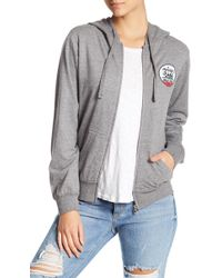 Rip Curl - Flagster Zip-up Hoodie - Lyst
