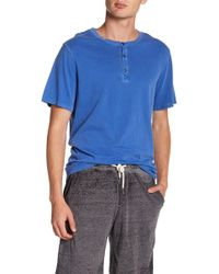 Threads For Thought - Geoff Henley Organic Cotton Short Sleeve Shirt - Lyst