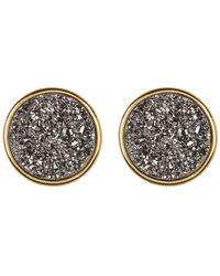 Gorjana - Astoria Large Druzy Stud Earrings - Lyst
