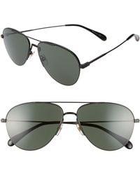 Givenchy 61mm Aviator Sunglasses - Multicolor