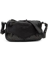 Liebeskind Berlin - Matala Studded Leather Crossbody Bag - Lyst