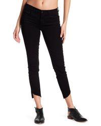 Siwy - Lauren Distressed & Painted Skinny Jeans - Lyst