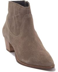 Seychelles Represent Leather Ankle Boot - Brown