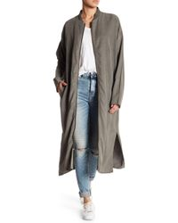 Native Youth - Cosmos Long Bomber Jacket - Lyst