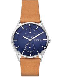 Skagen - Women's Holst Quartz Watch, 40mm - Lyst