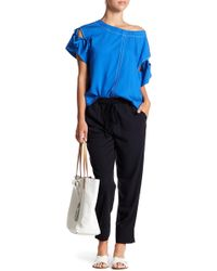 Plenty by Tracy Reese - Drawstring Pull-on Pants - Lyst