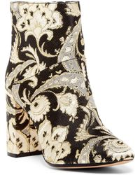 Ted Baker - Ishbel Embroidered Boot - Lyst