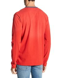 Lucky Brand - Downtown Colorblock Henley - Lyst