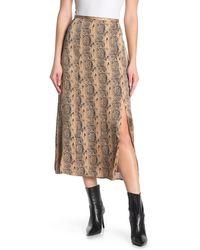 PAIGE Delfina Skirt - Multicolor