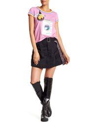 Marc Jacobs - Belted Cargo Pocket Skirt - Lyst