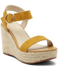 BC Footwear - Board Short Wedge Platform Sandal - Lyst