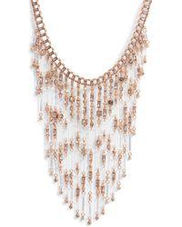 Kendra Scott Maxen Bib Necklace - Multicolour
