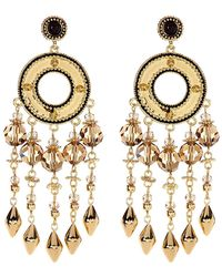 House of Harlow 1960 - Cuzco Chandelier Earrings - Lyst