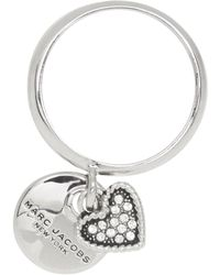 Marc By Marc Jacobs - Coin Charm Ring - Lyst
