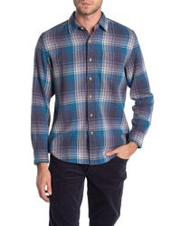 Blue XXL Grayers Mens Stratford Woven Shirt
