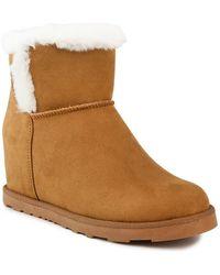 Juicy Couture Firecracker Winter Boot - Brown