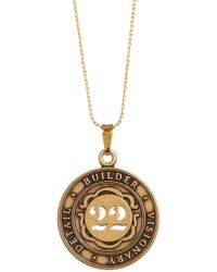 ALEX AND ANI | Numerology Number 22 Charm Adjustable Necklace | Lyst