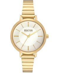 Kenneth Cole Reaction Women's Classic Bracelet Watch - Metallic