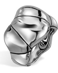 John Hardy - Sterling Silver Bold Statement Ring - Size 7 - Lyst