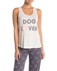 Pj Salvage - Rose Day Dog Lover Tank - Lyst