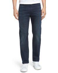 "Levi's 513 Slim Straight Leg Jeans - 30-34"" Inseam - Blue"