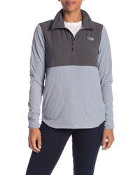 The North Face - Mountain Quarter Zip Sweatshirt - Lyst