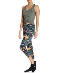 Body Glove - Work It Print Capri Leggings - Lyst
