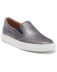 BOSS Croc Emed Slip On Sneaker - Multicolor