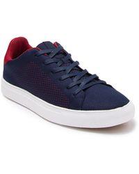 Sam Edelman Saul Knit Sneaker - Blue