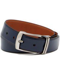 Boconi Reversible Leather Belt - Brown