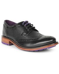 Ted Baker - Cassiuss 4 Wingtip Oxford - Lyst