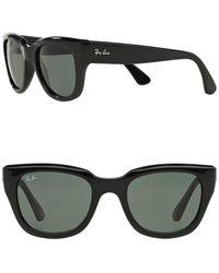 Ray-Ban 52mm Wayfarer Sunglasses - Black
