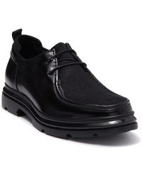 Kenneth Cole Carter Wallaby Contrast Oxford - Black