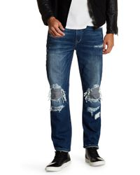 Joe's Jeans - The Slim Fit Distressed Jeans - Lyst