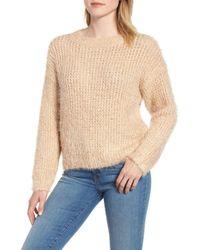 Lou & Grey Alistar Sweater - Natural