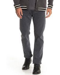 "Levi's 513 Slim Straight Leg Jeans - 29-36"" Inseam - Multicolor"