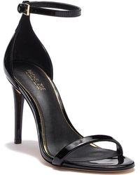 Rachel Zoe - Ema Patent Leather Stiletto Sandal - Lyst