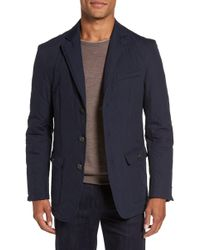 Cardinal Of Canada - Classic Fit Quilted Blazer - Lyst