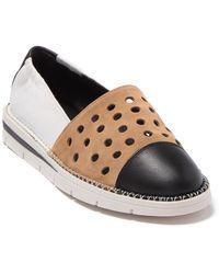 Hispanitas Chica Slip-on Flat - Black