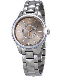 Tissot Women's Quartz Analog Crystal Bracelet Watch Set, 32mm - Metallic