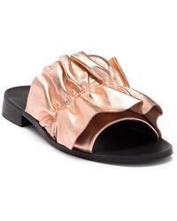 Shellys London - Dulcinea Leather Sandal - Lyst