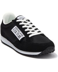 Versace Jeans Couture Versace Couture Sport Sneaker - Black