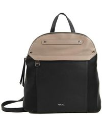Perlina - Emma Leather Backpack - Lyst